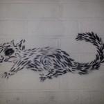 Afternoon Tea & Beverly Hills Graffiti